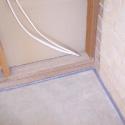 Gel Lining Interior Wall Frames