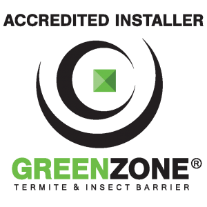 GREENZONE Accredited Installer Badge